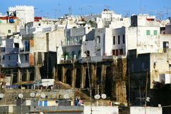 Tanger Kasbah Image libre de droits