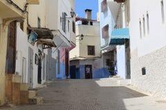 Tanger la Médina Kasbah Image stock