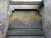 Tanger in Marokko, Afrika Royalty-vrije Stock Foto's