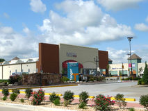 Tanger Outlets mall in Branson, Missouri Stock Photography
