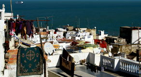 Tangeri Fotografia Stock Libera da Diritti