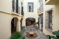 Tangeri nel Marocco Fotografie Stock