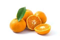 Tangerina ou mandarino Imagem de Stock