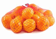 tangerine άργυρου Στοκ εικόνες με δικαίωμα ελεύθερης χρήσης