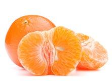 Tangerine ή μανταρινιών φρούτα στοκ φωτογραφία με δικαίωμα ελεύθερης χρήσης