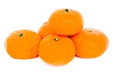 Tangerine καρπός Στοκ Φωτογραφίες