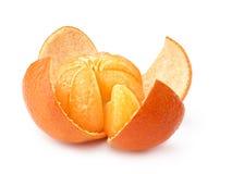 Tangerine, μανταρίνι, κλημεντίνη στοκ εικόνες με δικαίωμα ελεύθερης χρήσης