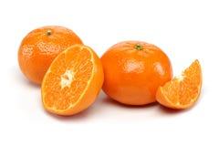 Tangerine ομάδα στοκ φωτογραφίες