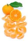 tangerine плодоовощ Стоковые Изображения
