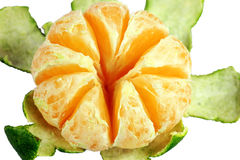 Tangerine Royalty Free Stock Image