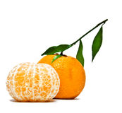 Tangerine Fotos de Stock