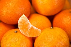 tangerine Royaltyfri Foto