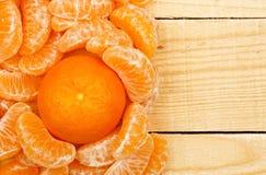 Tangerine στοκ εικόνα με δικαίωμα ελεύθερης χρήσης