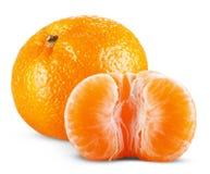 Tangerine Arkivfoto