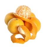tangerine Стоковая Фотография