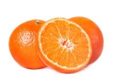 Tangerine citrus fruit Stock Image