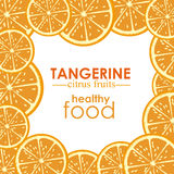 Tangerine citrus fruit Stock Photo
