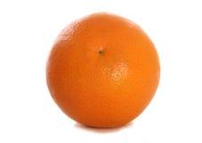Tangerine cutout. Single orange tangerine studio cutout Stock Image