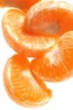 Tangerine detail Stock Images