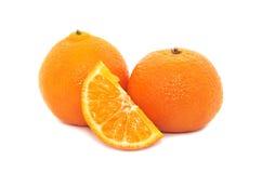 tangerine för apelsinmandarinorange arkivfoton