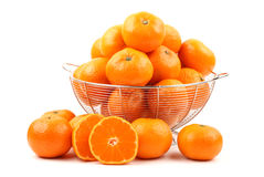 Tangerine fruit Stock Photo