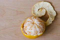 Tangerine fruit Royalty Free Stock Photography