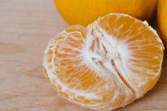 Tangerine fruit Stock Photo