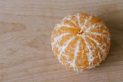 Tangerine fruit Stock Images