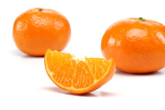 Tangerine Group Royalty Free Stock Photos