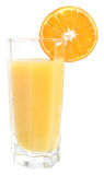 Tangerine juice Royalty Free Stock Photo