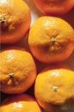 Tangerine, mandarin, clementine or orange fruit background Stock Photos
