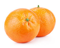 Tangerine or mandarin fruit Royalty Free Stock Images