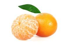 Tangerine or Mandarin Fruit Stock Images