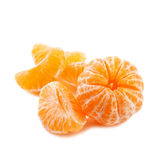 Tangerine or mandarin Stock Photos