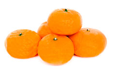 Tangerine owoc zdjęcia stock