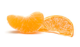 Tangerine without a peel Royalty Free Stock Photo