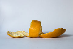 Tangerine peel Stock Photo