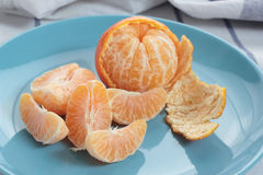 Tangerine. Stock Photos