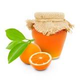 Tangerine product Royalty Free Stock Photos