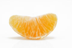 Tangerine segment Stock Photos