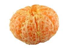Tangerine segment. Royalty Free Stock Photos
