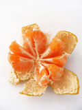 Tangerine slices of tangerine pictures-with plenty of plenty of vitamin Stock Photo