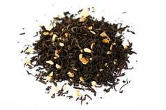 Tangerine tea Royalty Free Stock Photos