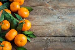 tangerinen Stockbild