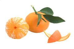 Tangerinen Lizenzfreie Stockfotos