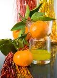 Tangerinen Lizenzfreies Stockfoto