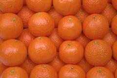 tangerines ανασκόπησης Στοκ Εικόνες