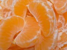 Tangerines για την εσωτερική αφαίρεση λίπους Στοκ Εικόνα