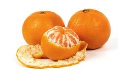tangerines Ώριμος juicy πορτοκαλής στενός ένας επάνω εσπεριδοειδών Στοκ εικόνα με δικαίωμα ελεύθερης χρήσης