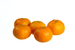 Tangerines Foto de Stock Royalty Free